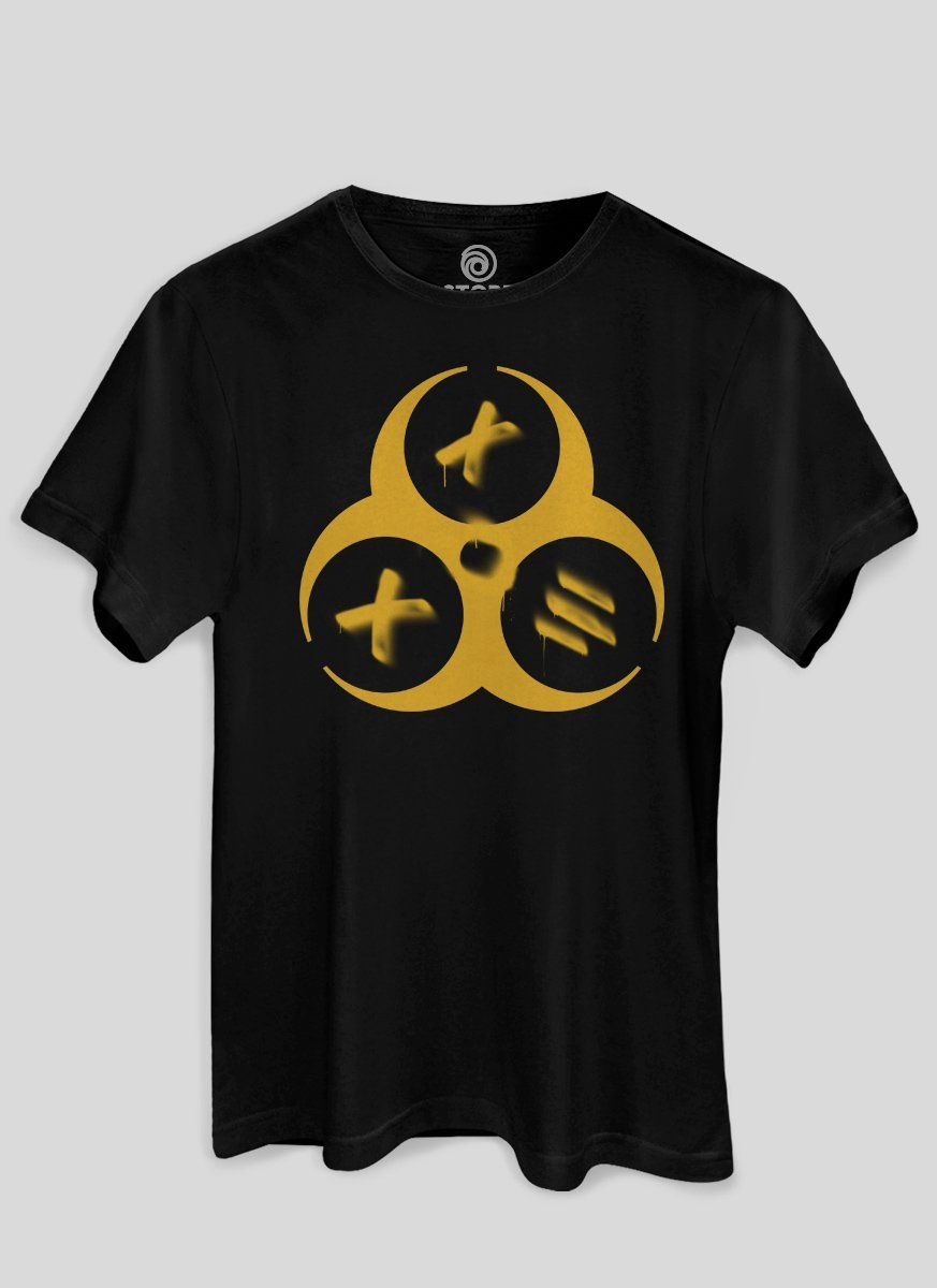 Camiseta The Division 2 Facção Outcast