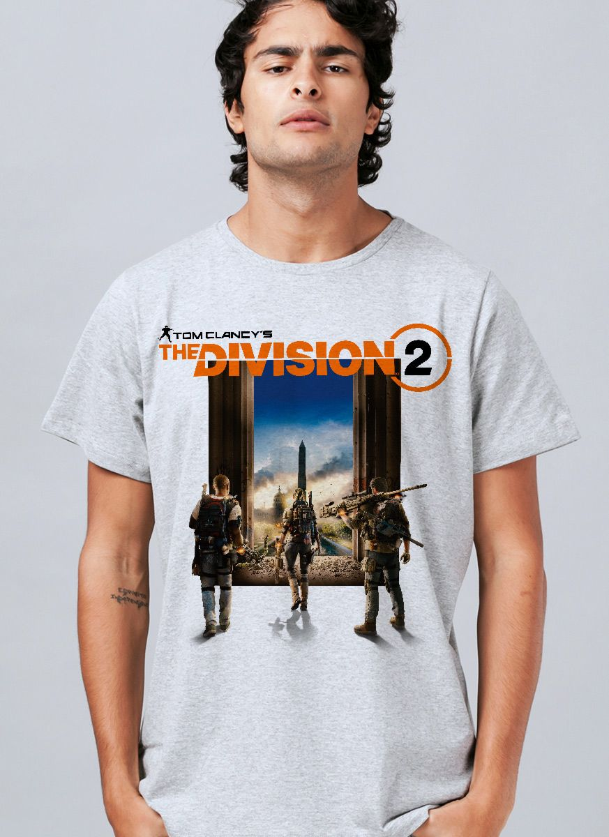 Camiseta The Division 2 Game