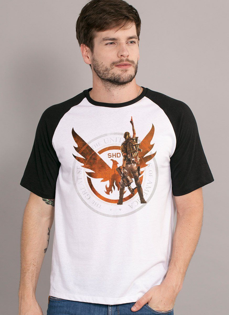 Camiseta The Division 2 History Will Remember