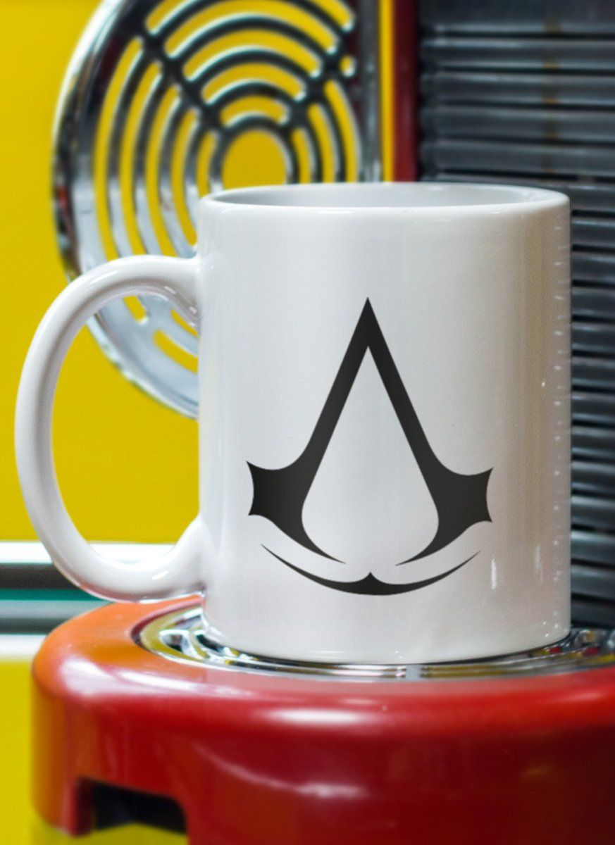 Caneca Assassin's Creed Logo