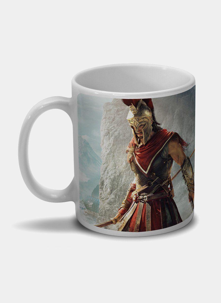 Caneca Assassin's Creed Odyssey Alexios