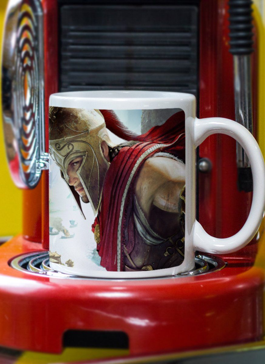 Caneca Assassin's Creed Odyssey Pôster
