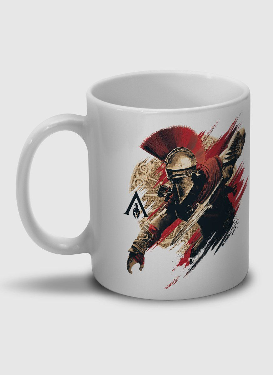 Caneca Assassin's Creed Odyssey War