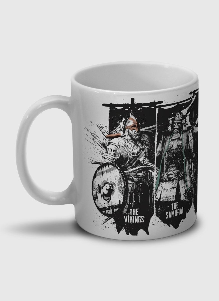 Caneca For Honor Universe