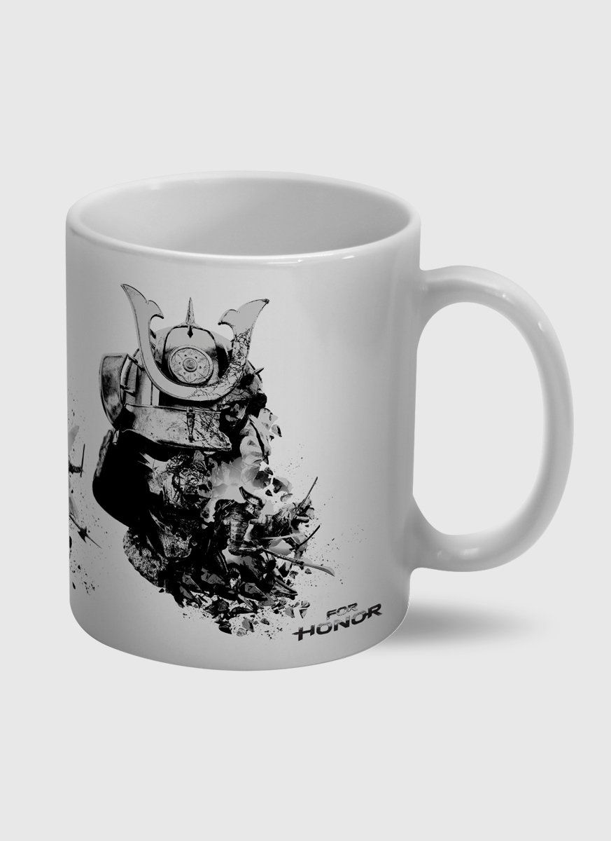 Caneca For Honor Warriors