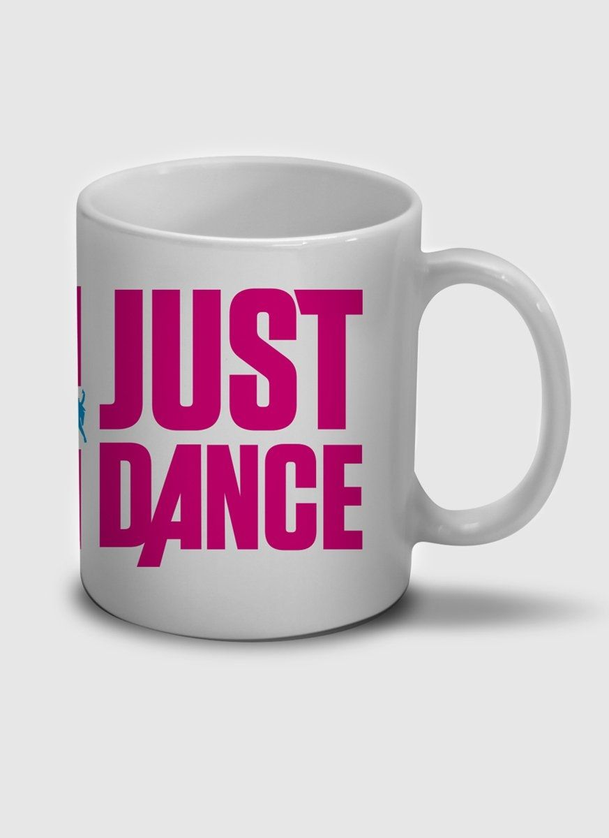 Caneca Just Dance Don't Talk