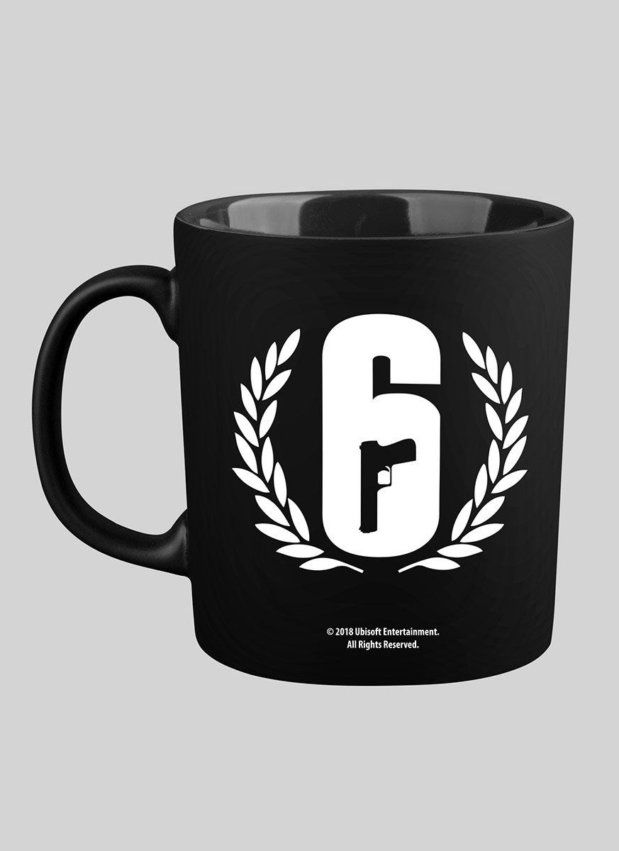 Caneca Rainbow Six Pro League 2018