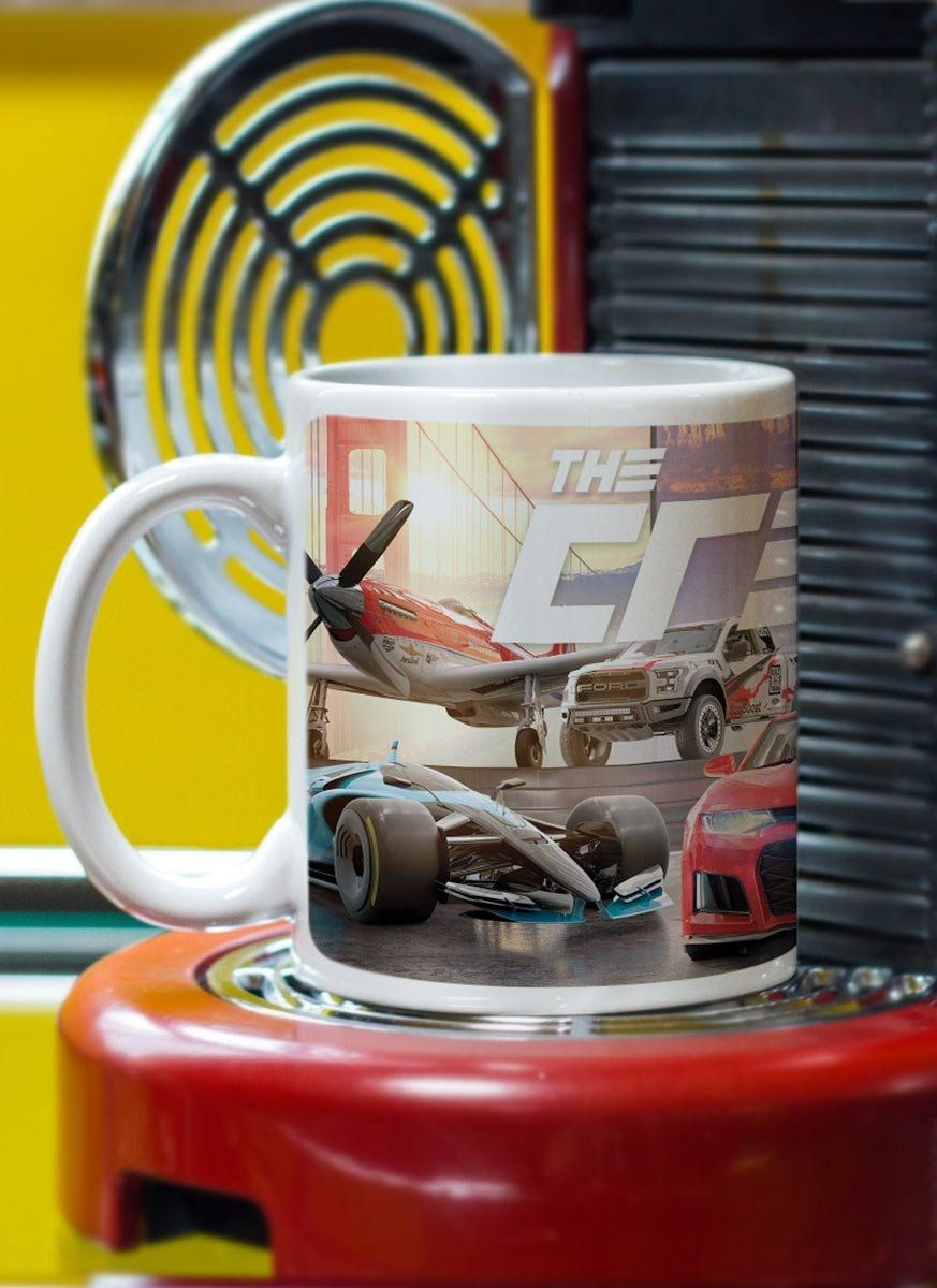 Caneca The Crew 2 Wide