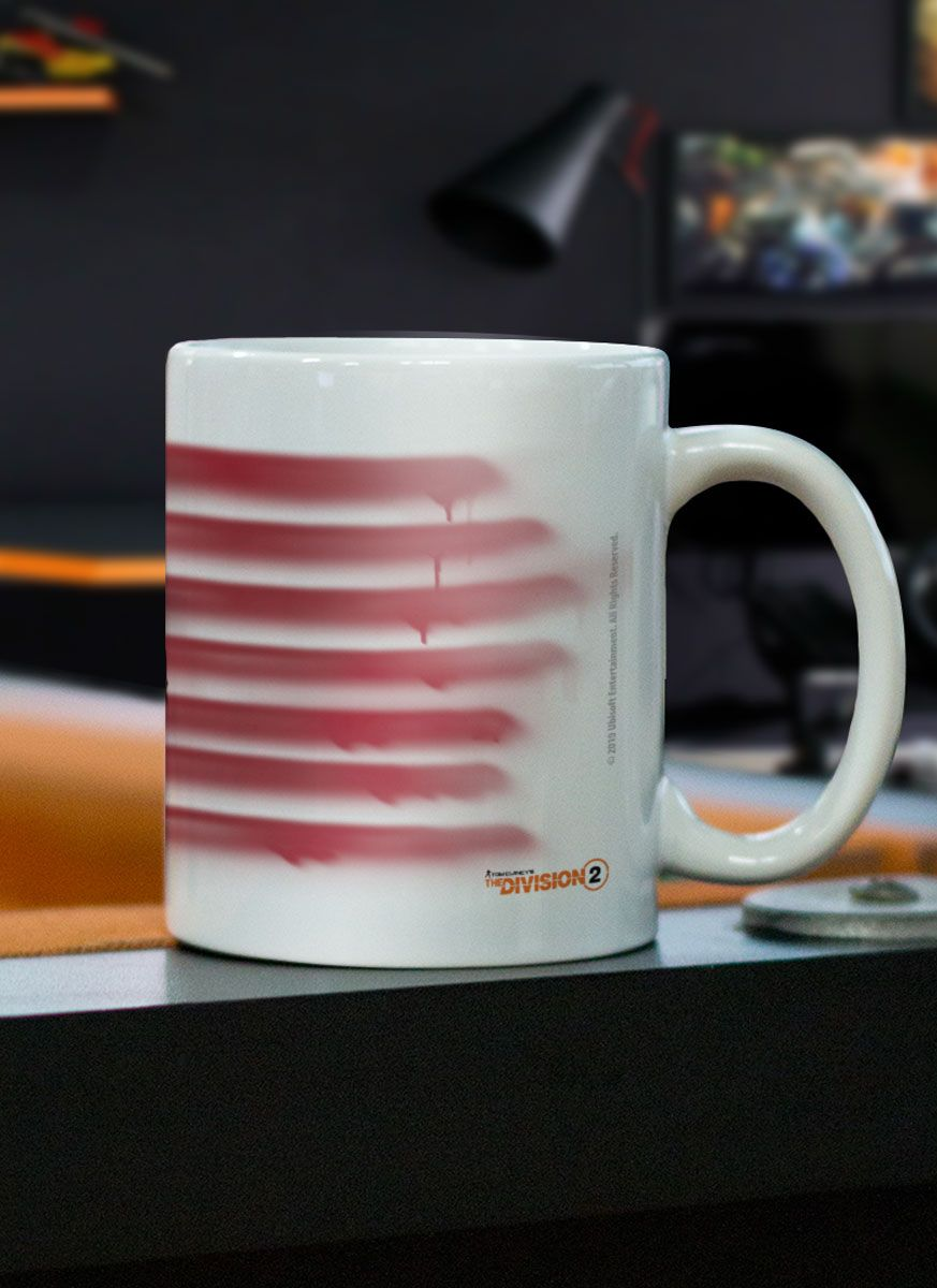 Caneca The Division 2 Facção True Sons