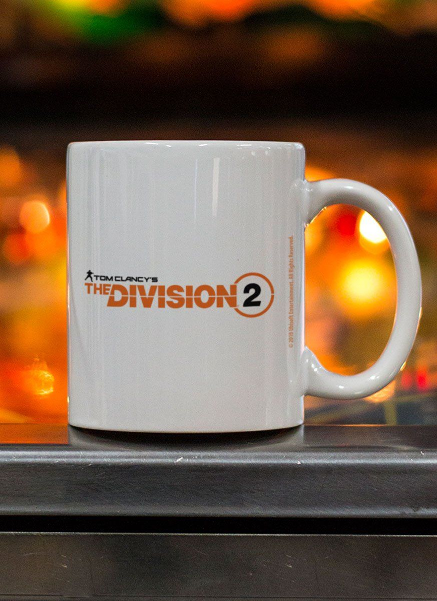 Caneca The Division 2 History