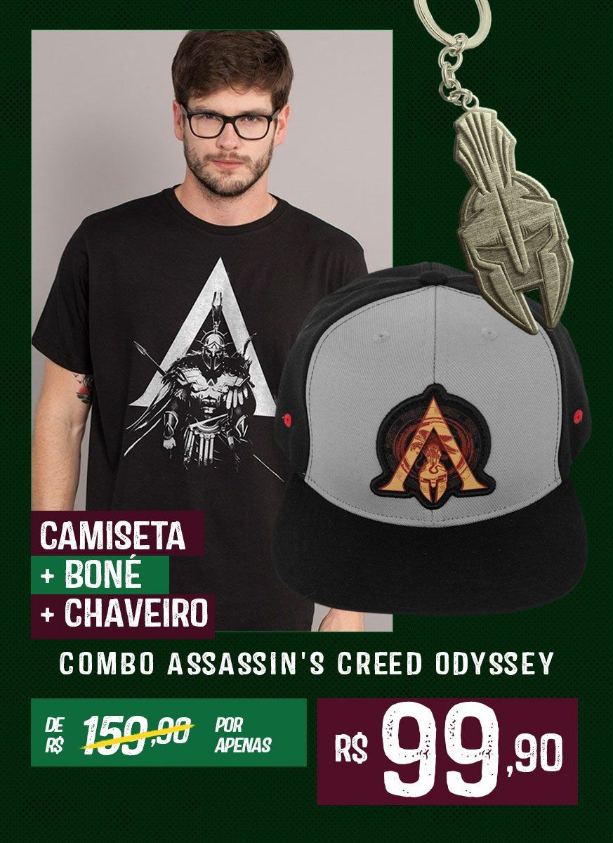 Combo Assassin's Creed Odyssey