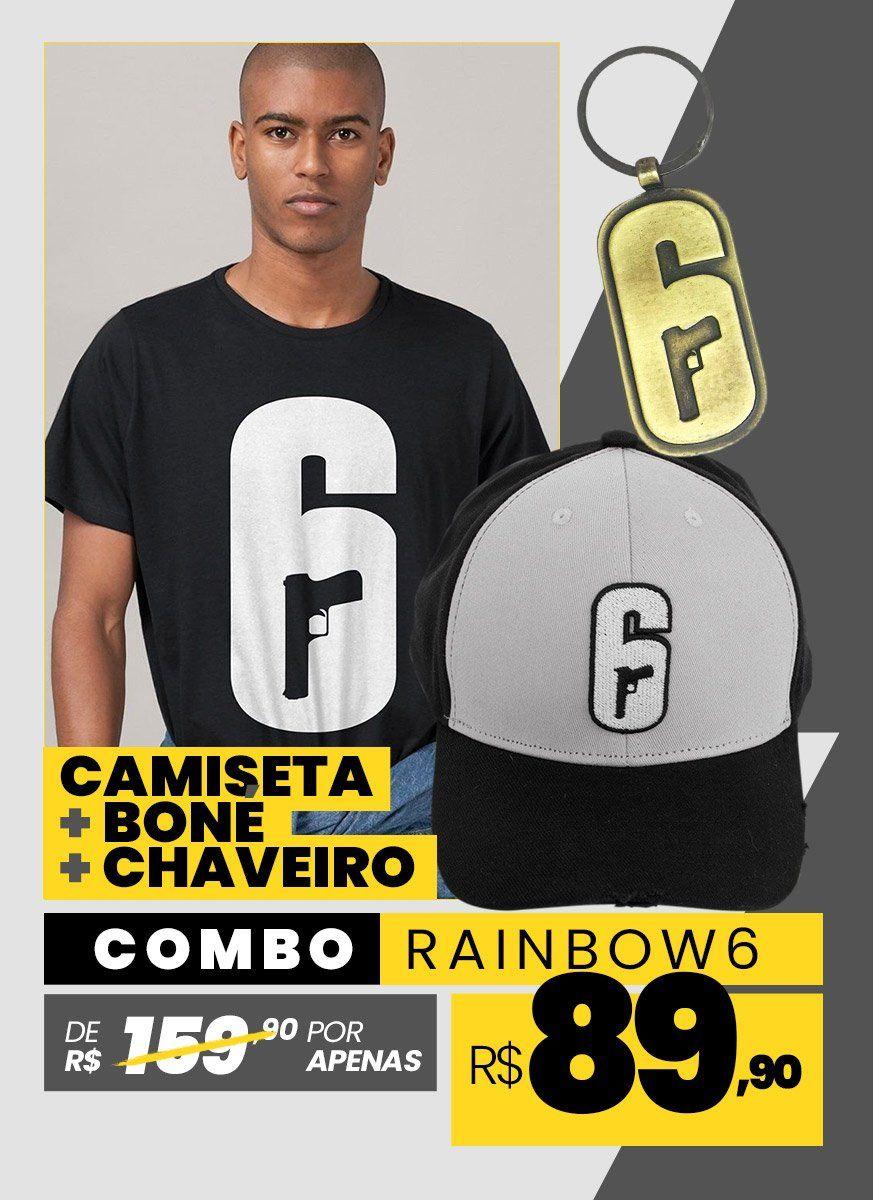 Combo Rainbow Six