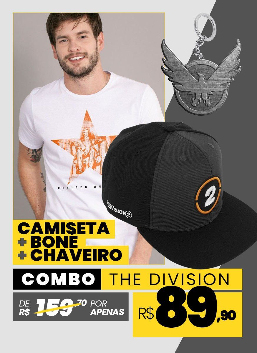 Combo Tom Clancy's The Division 2