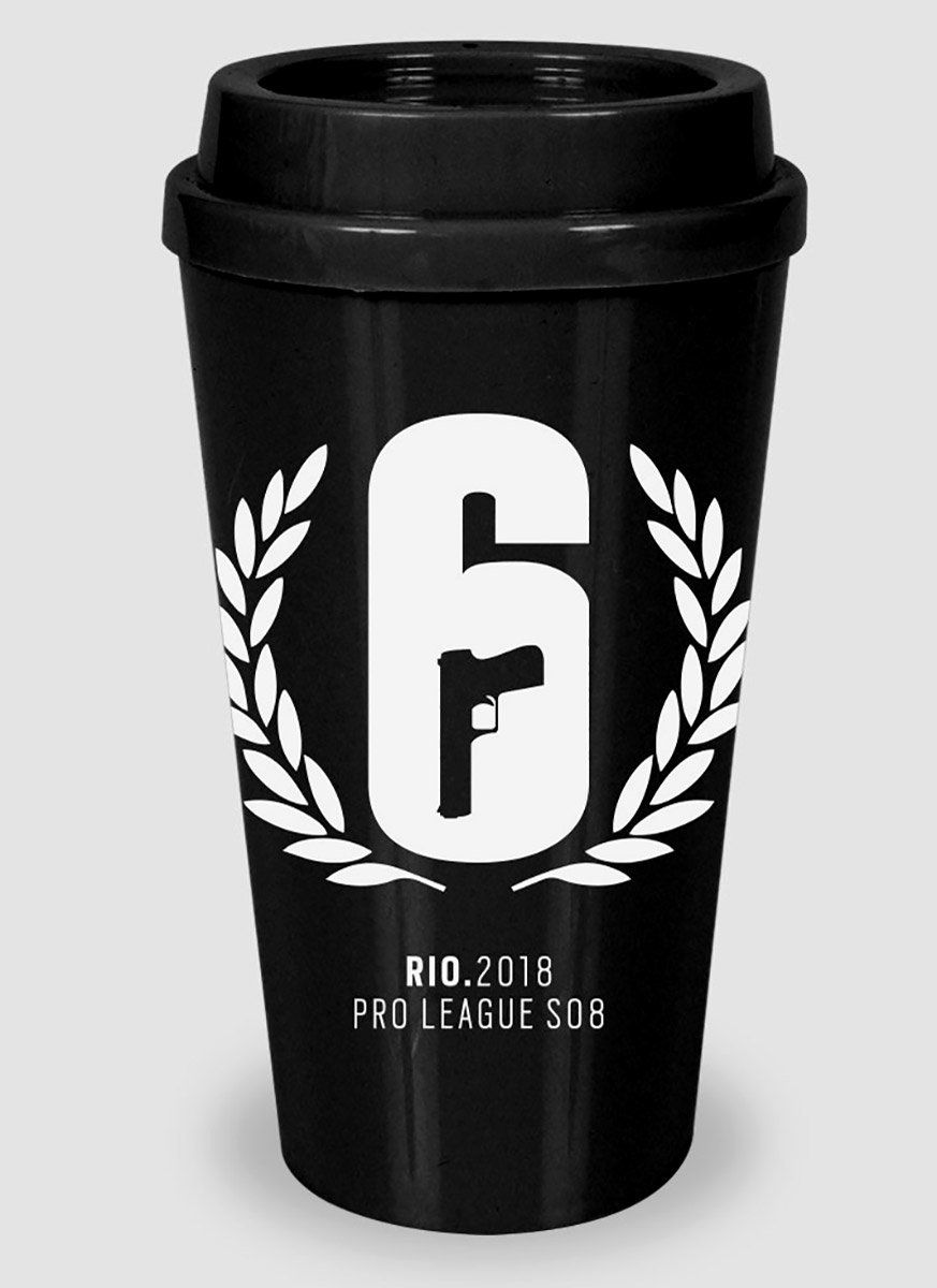 Copo Bucks Rainbow 6 Pro League 2018