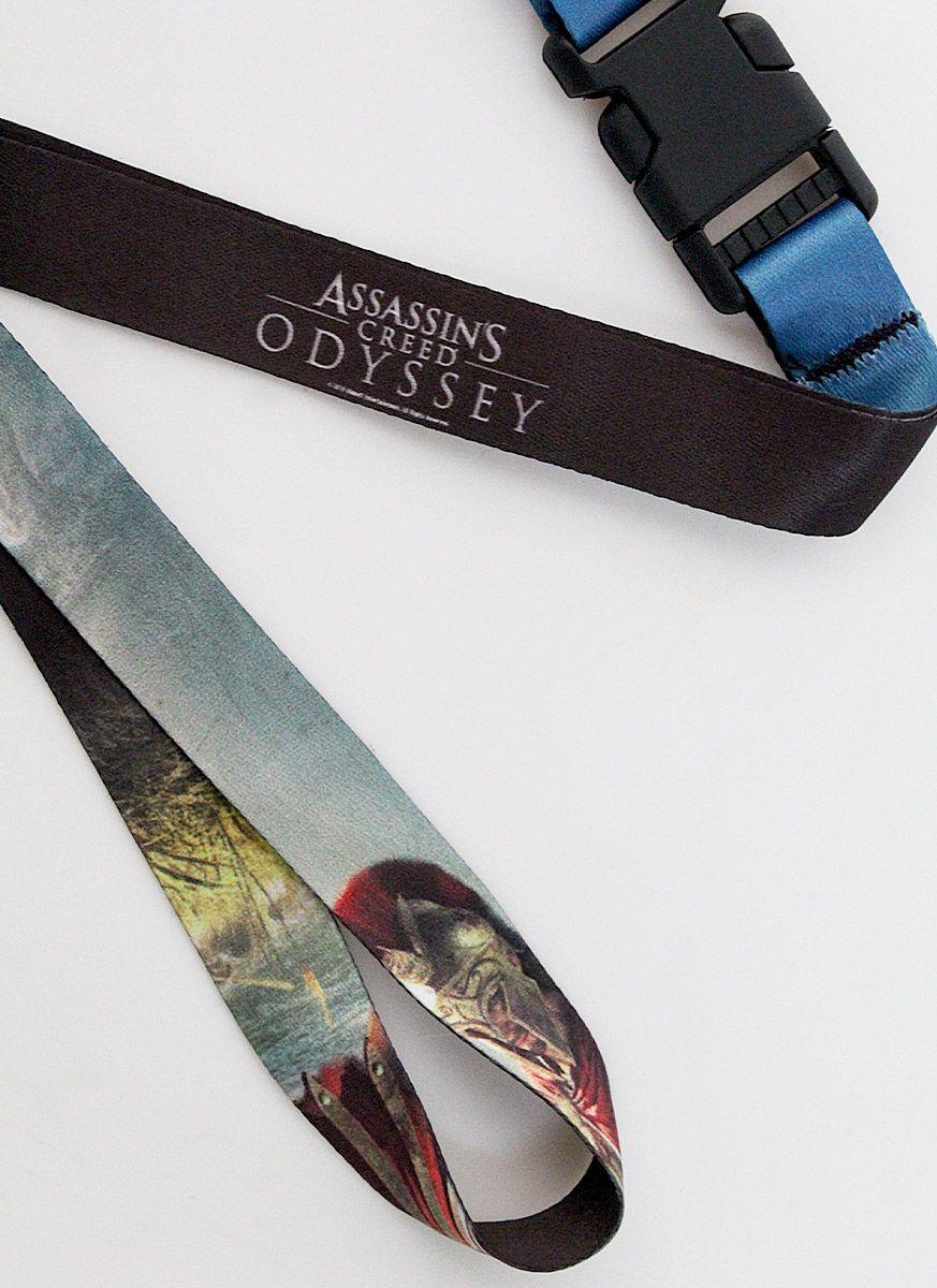 Cordão de Crachá Assassin's Creed Odyssey