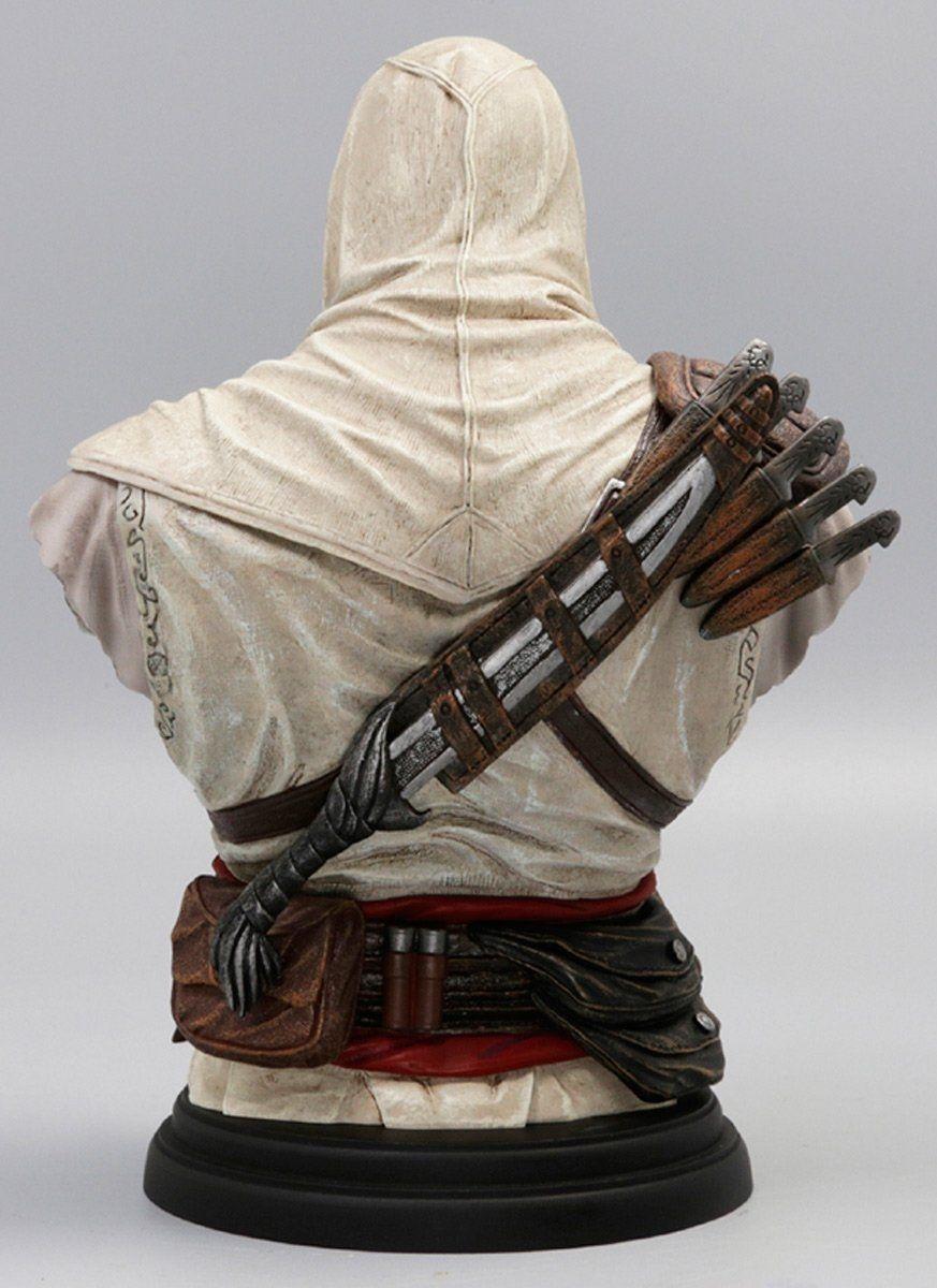 Estatueta Assassin's Creed Busto Altair