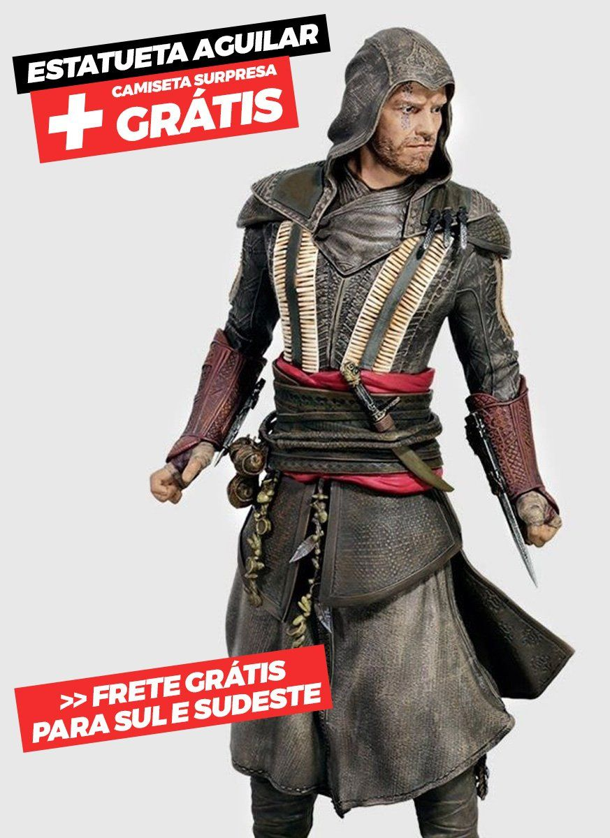 Estatueta Assassin's Creed Movie Aguilar