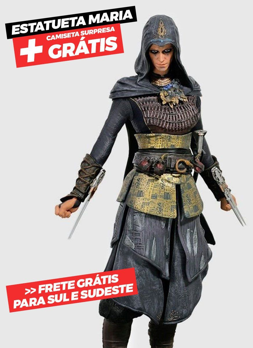 Estatueta Assassin's Creed Movie Maria