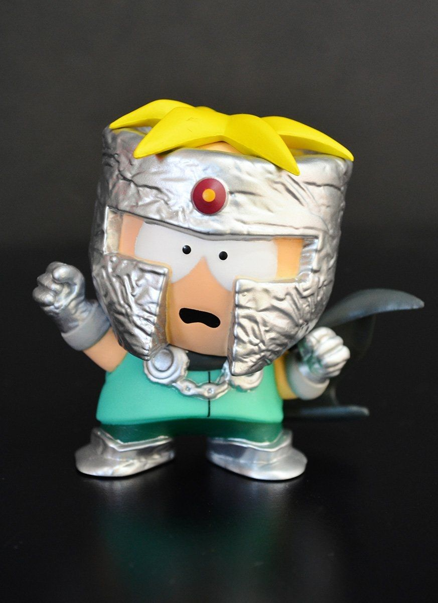 Estatueta South Park Professor Chaos 3