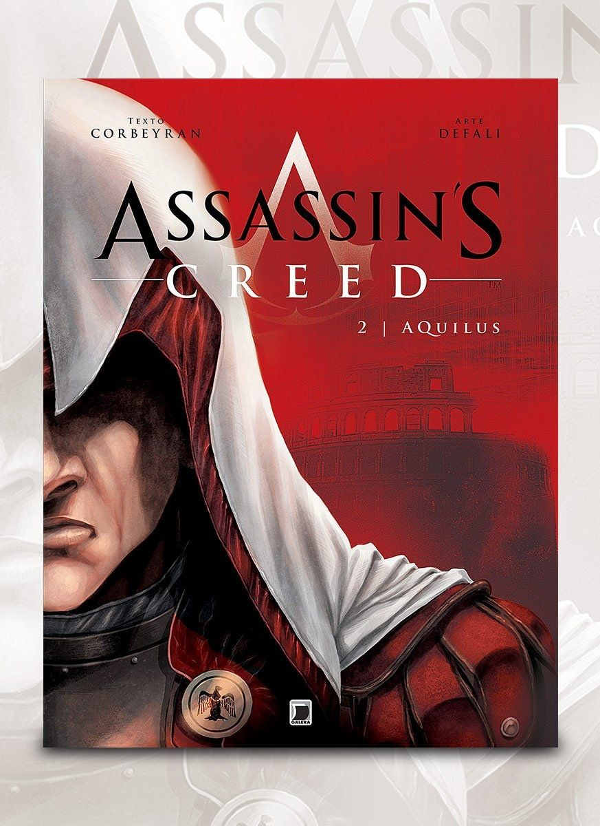 HQ Assassin's Creed Aquilus