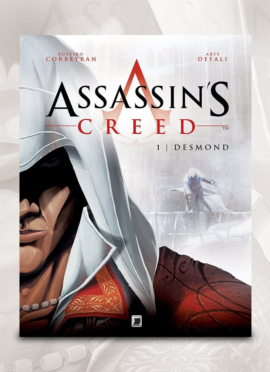HQ Assassin's Creed Desmond