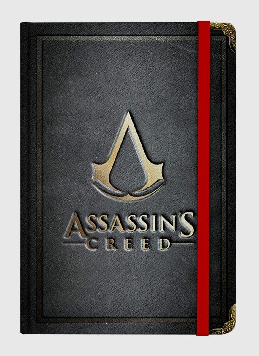 Caderneta Assassin's Creed