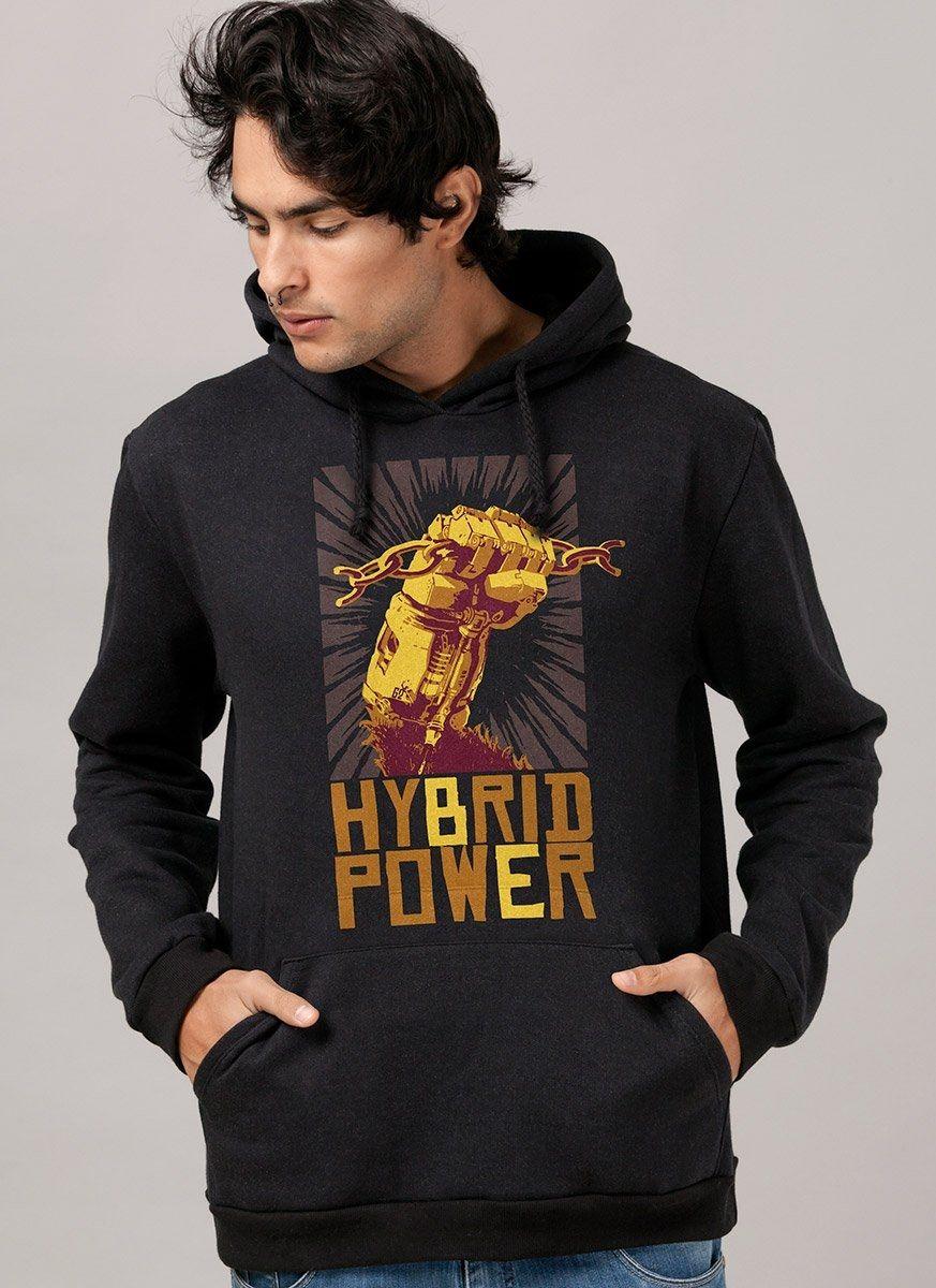 Moletom Beyond Good and Evil 2 Hybrid Power