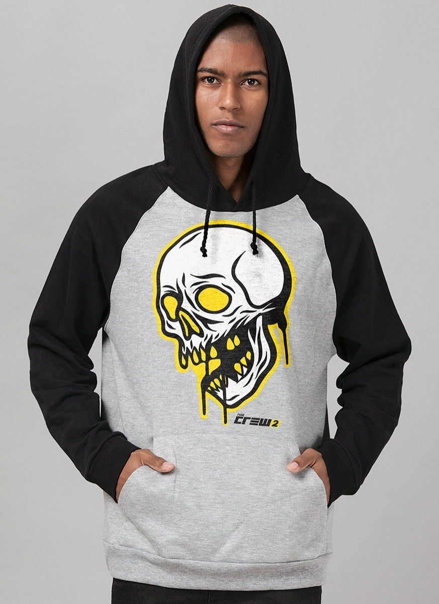 Moletom Raglan The Crew 2 Street