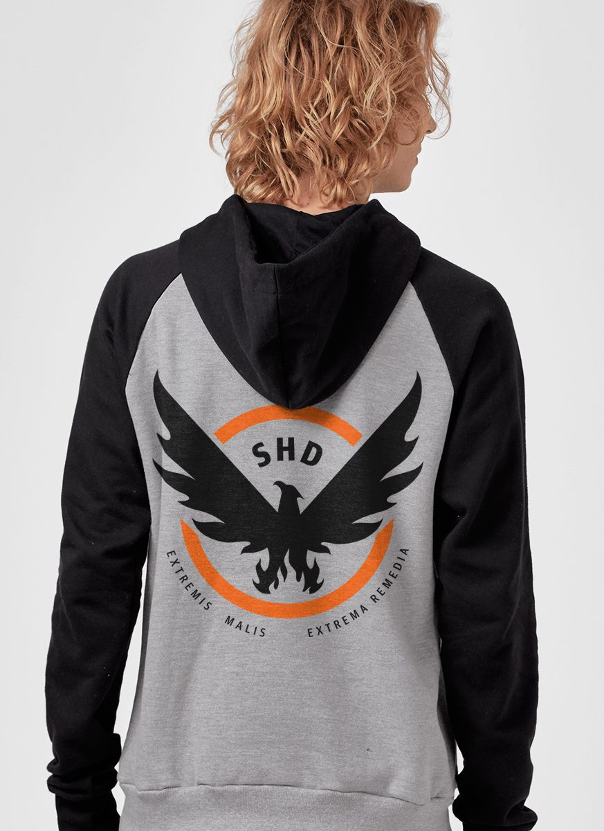 Moletom Raglan Tom Clancy's The Division 2 Phoenix