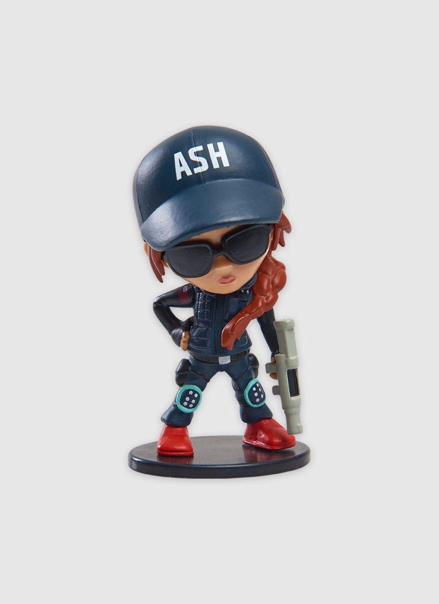 Ash Chibi - Estatueta Colecionável