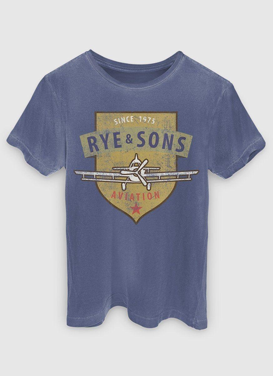 T-shirt Premium Masculina Far Cry 5 Rye Sons