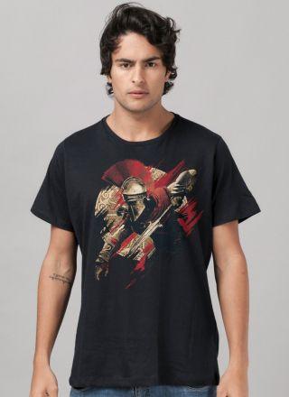 Camiseta Masculina Assassin s Creed Odyssey Alexios War 83af9d62df0