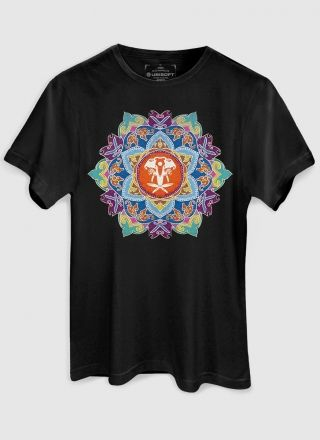 Camiseta Masculina Far Cry 4 Mandala