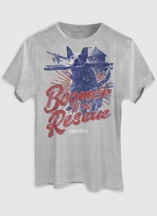 Camiseta Masculina Far Cry 5 Boomer