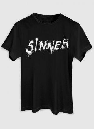 Camiseta Masculina Far Cry 5 Sinner