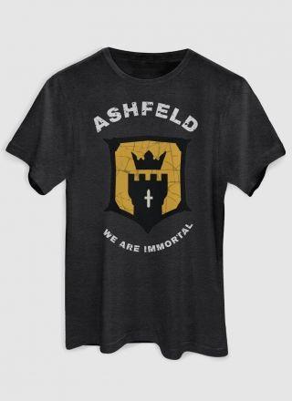 Camiseta Masculina For Honor Type Cavaleiro