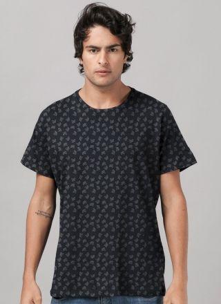 Camiseta Masculina Just Dance Pattern