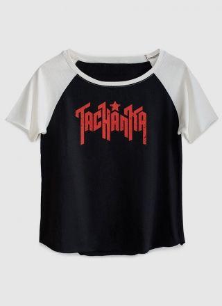 Camiseta Raglan Feminina Rainbow Six Siege Tachanka