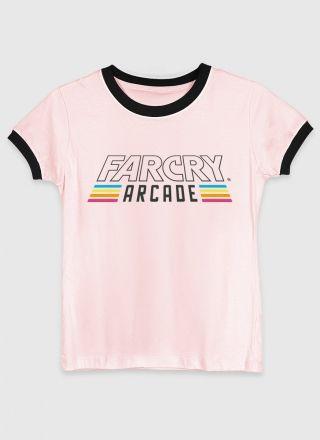 Camiseta Ringer Feminina Far Cry 5 Farcade