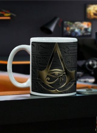Caneca Assassin's Creed Origins