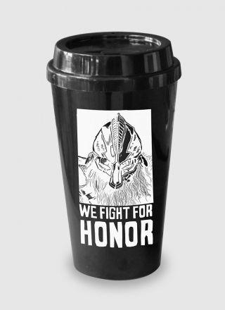 Copo Bucks For Honor Senhor da Guerra