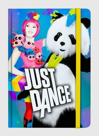 Caderneta Just Dance