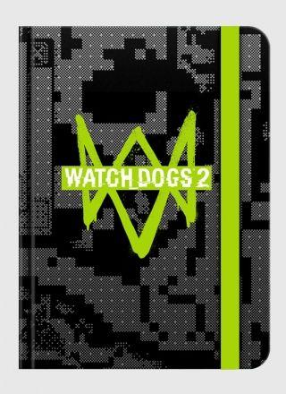 Caderneta Watch Dogs 2