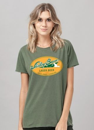 T-shirt Feminina Far Cry 5 Whistling Beaver