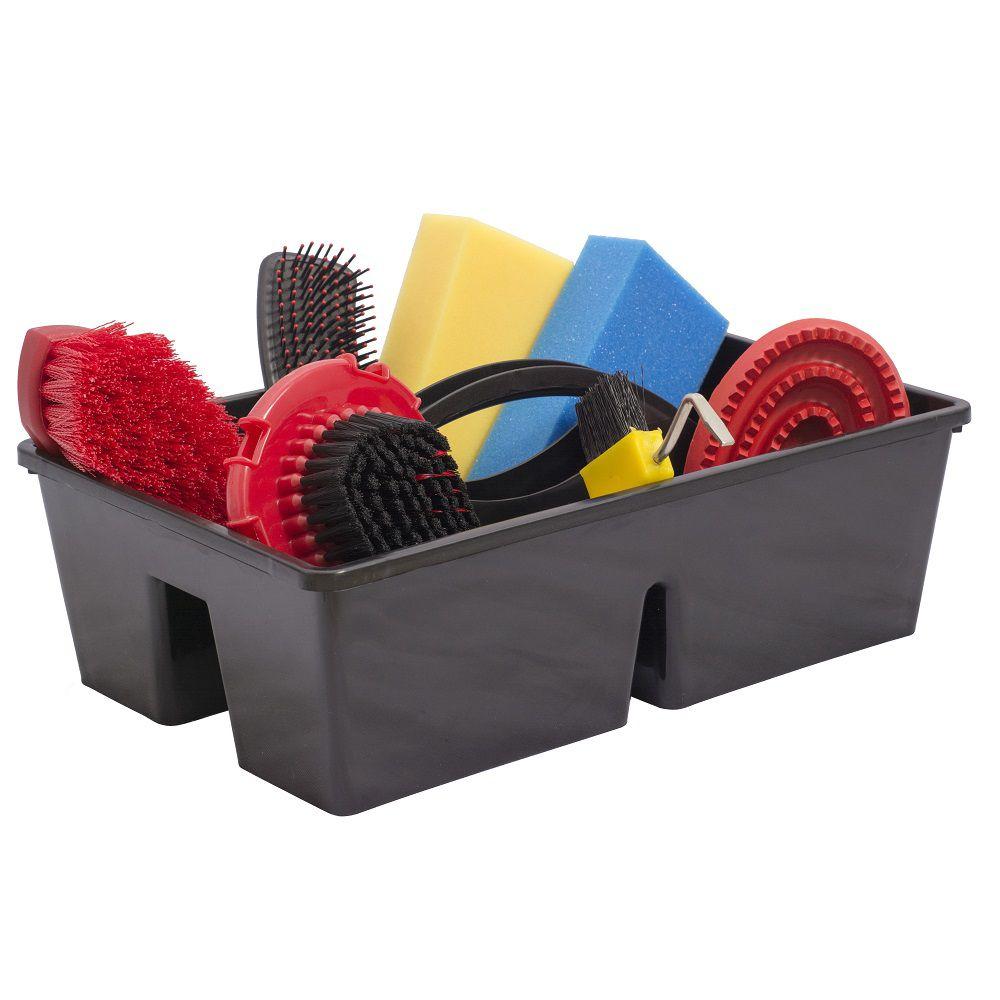 Caixa para Material de Higiene Preta