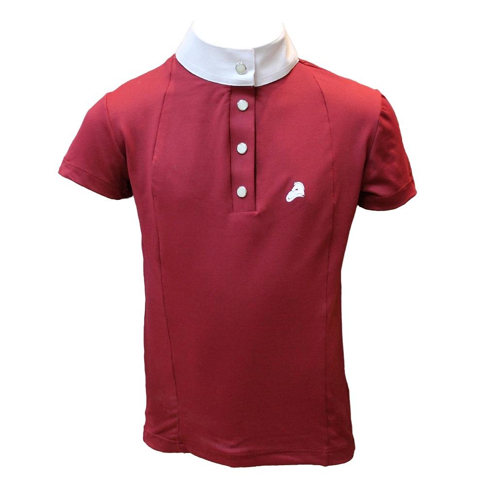 Camisa HDR COMP. Lucienne FEM Infantil M.curta