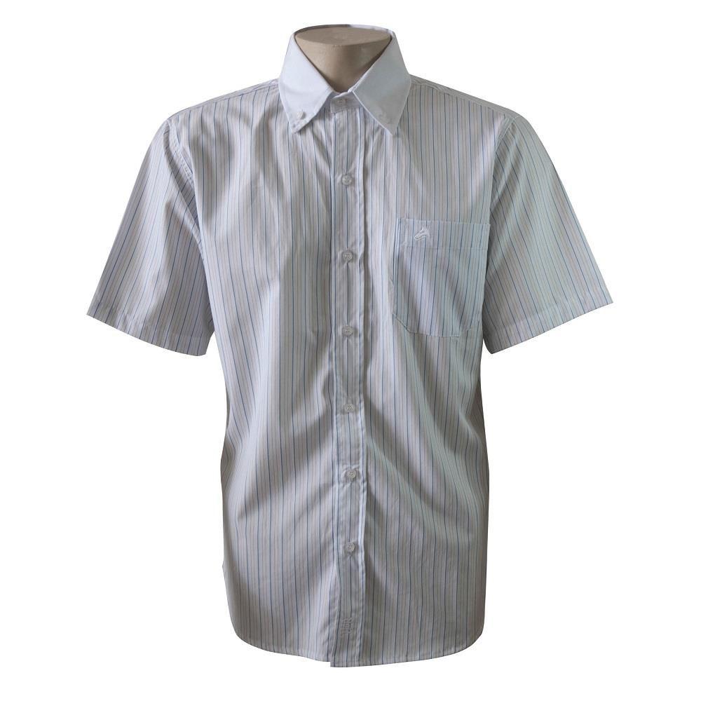 Camisa Masculina Monet Manga Curta