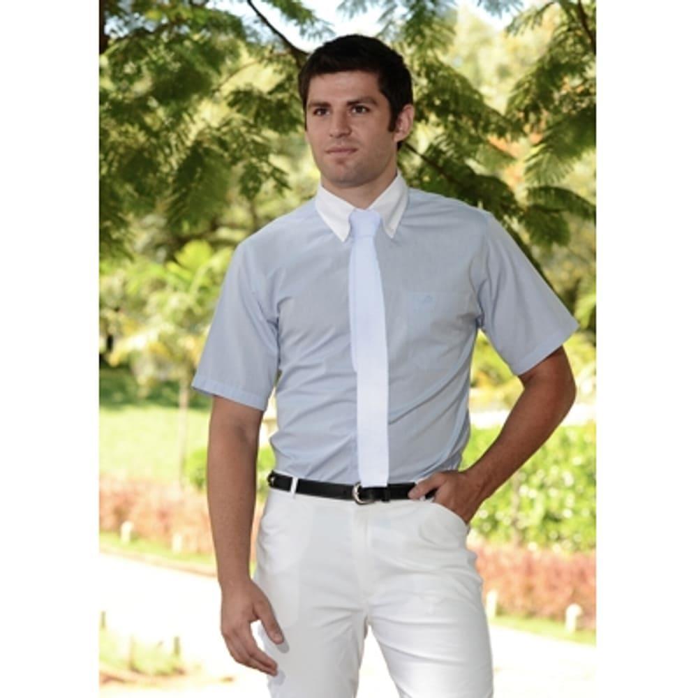 Camisa Masculina Portinari Manga Curta