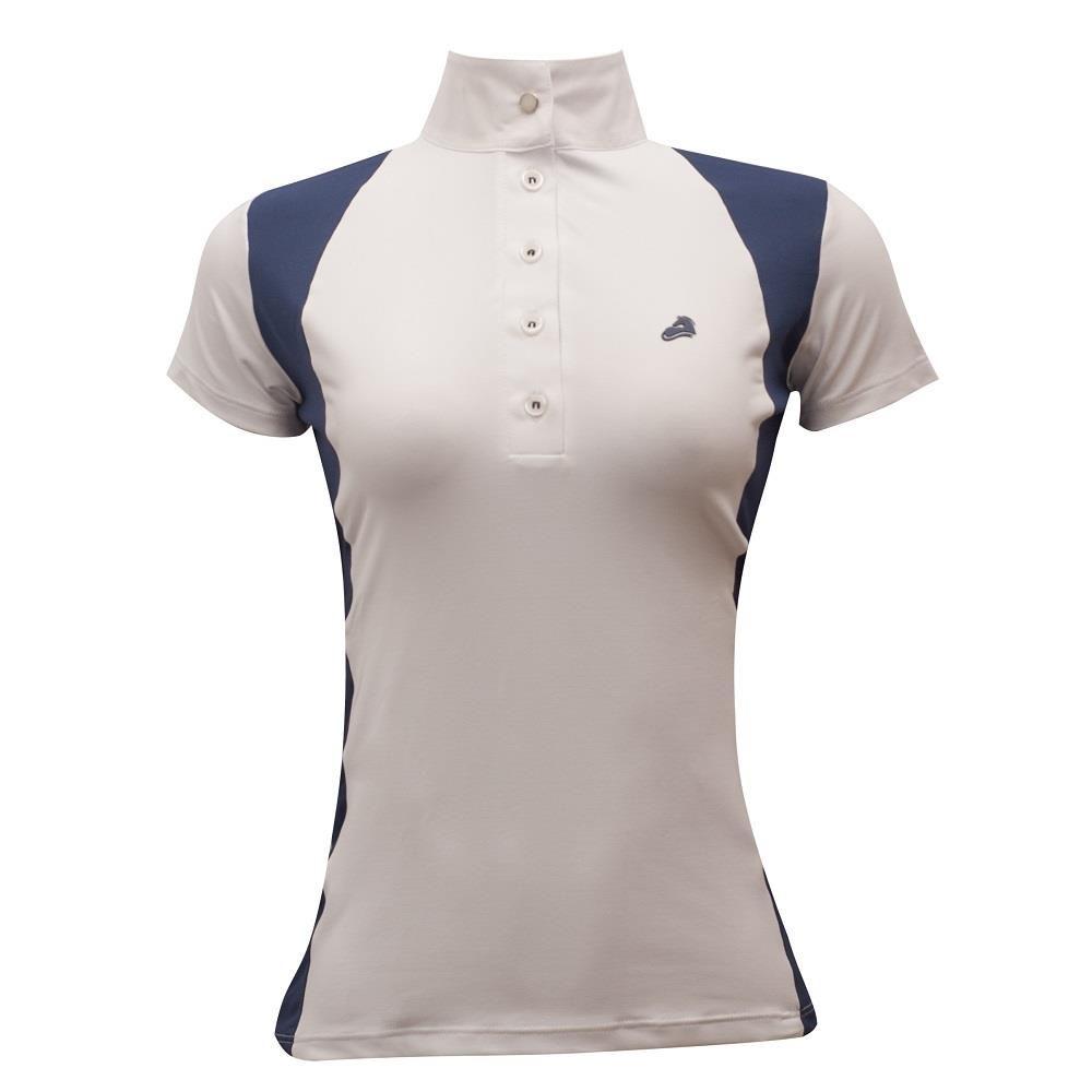 Camisa Polo Competicao HDR Feminina Manga Curta