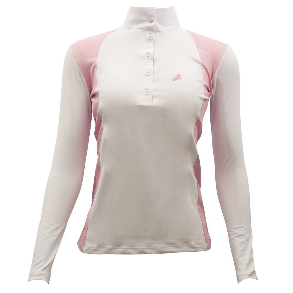 Camisa Polo Competicao HDR Feminina Manga Longa